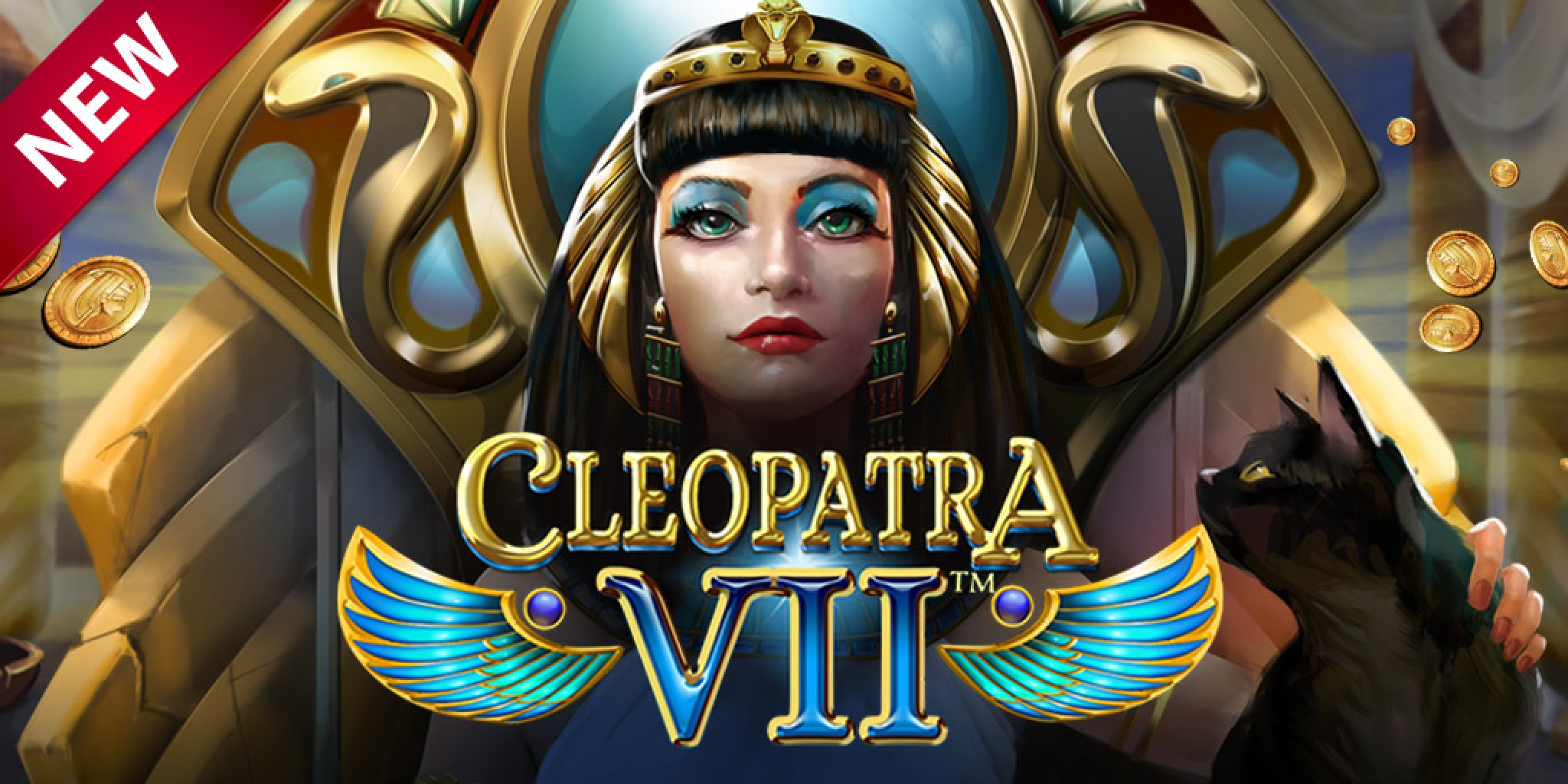 The Cleopatra VII Online Slot Demo Game by Mobilots