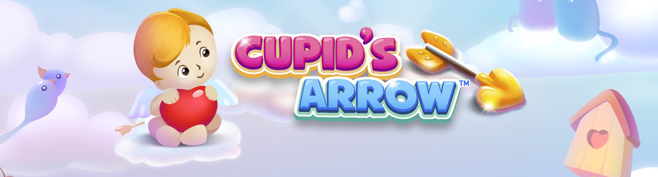 The Cupids Arrow (Mobilots) Online Slot Demo Game by Mobilots
