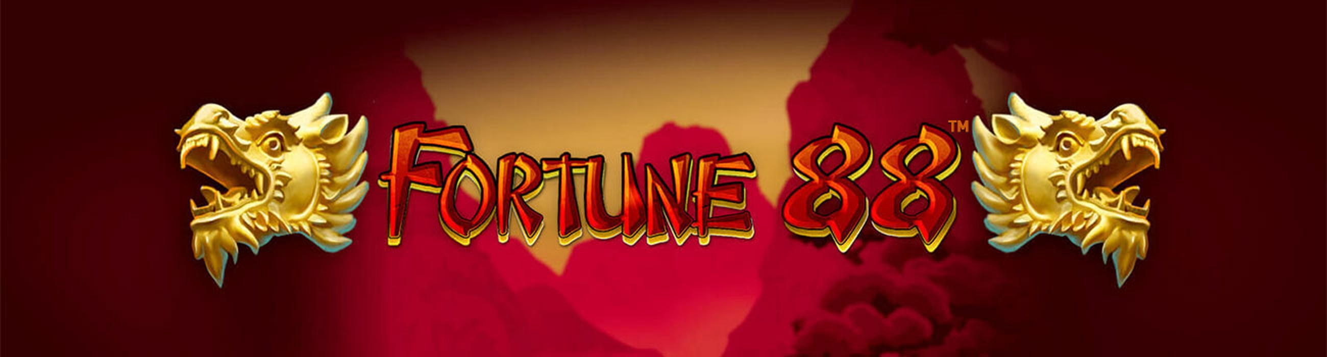 The Fortune 88 Online Slot Demo Game by Mobilots