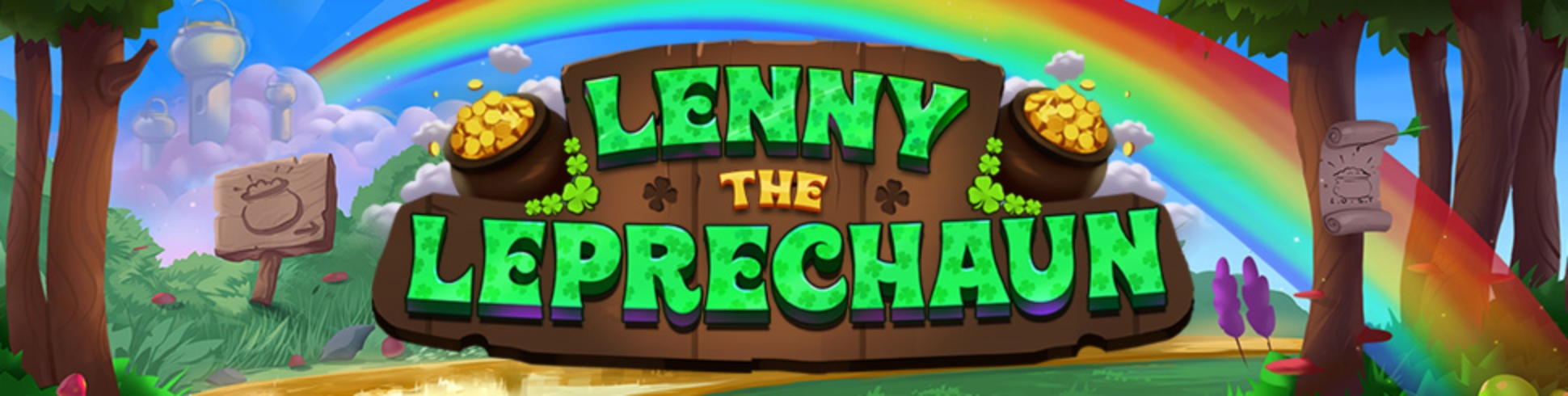The Lenny the Leprechaun Online Slot Demo Game by Mobilots