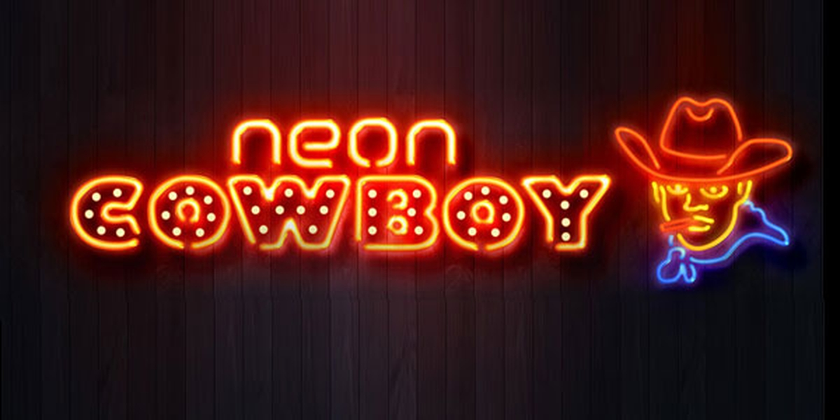 The Neon Cowboy Online Slot Demo Game by Mobilots
