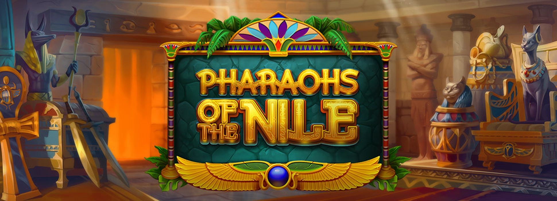The Pharaons of the Nile Online Slot Demo Game by Mobilots