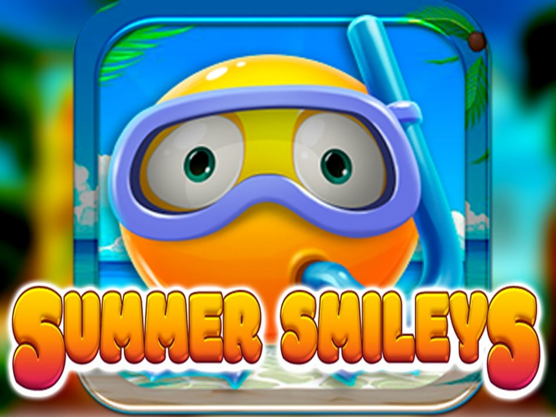 The Summer Smileys Online Slot Demo Game by Mobilots