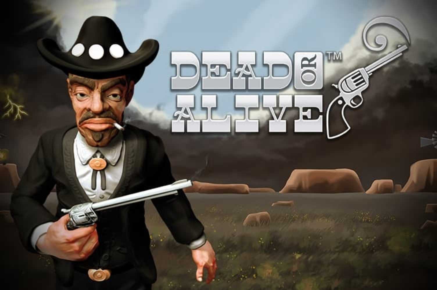 The Dead or Alive Online Slot Demo Game by NetEnt