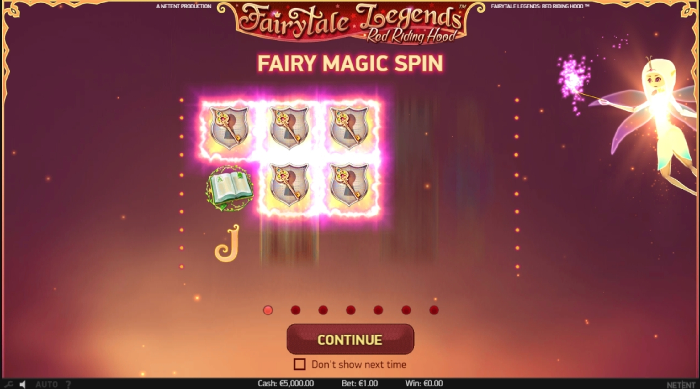 Play Fairytale Legends: Red Riding Hood Free Casino Slot Game by NetEnt