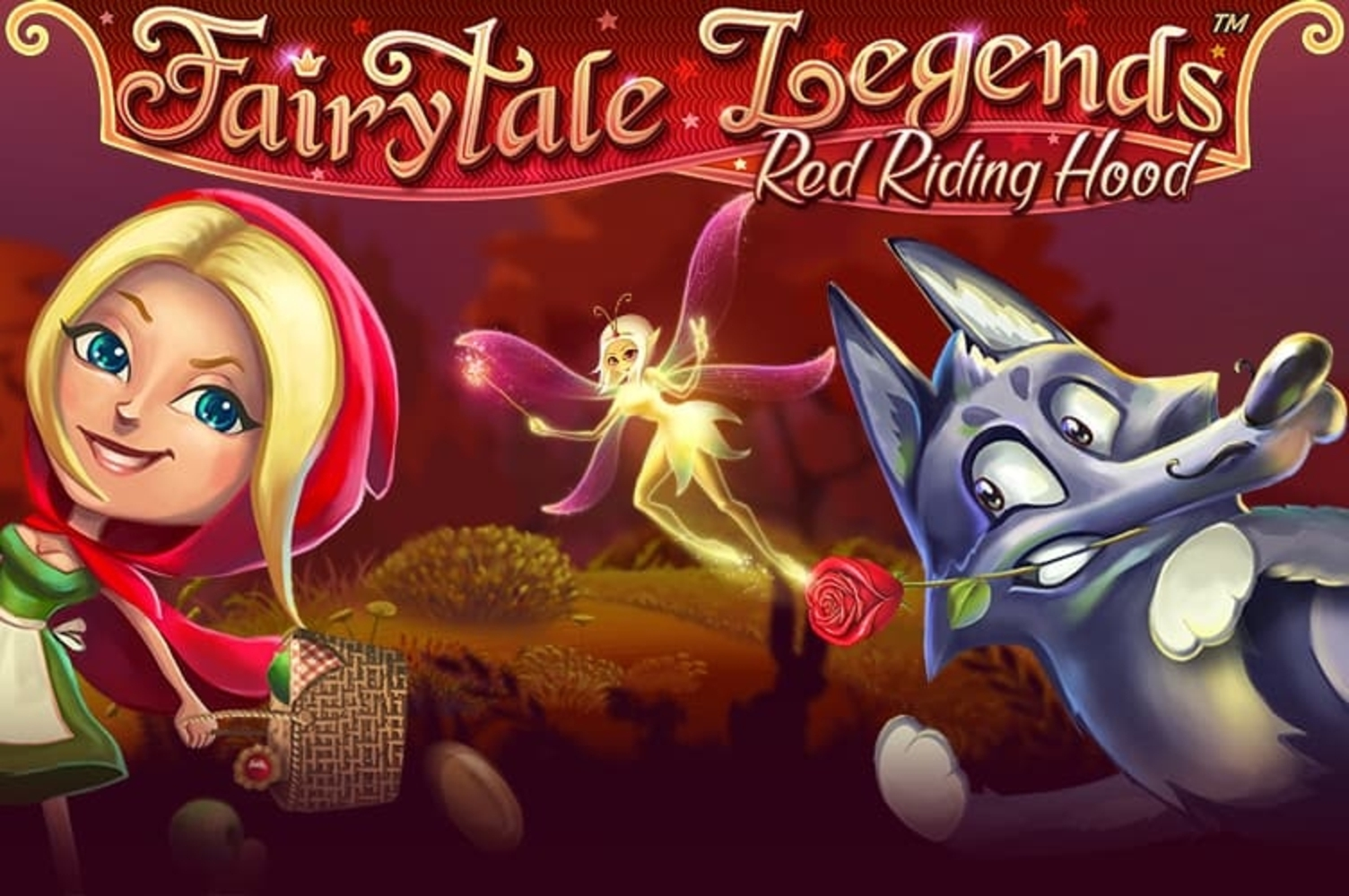 The Fairytale Legends: Red Riding Hood Online Slot Demo Game by NetEnt