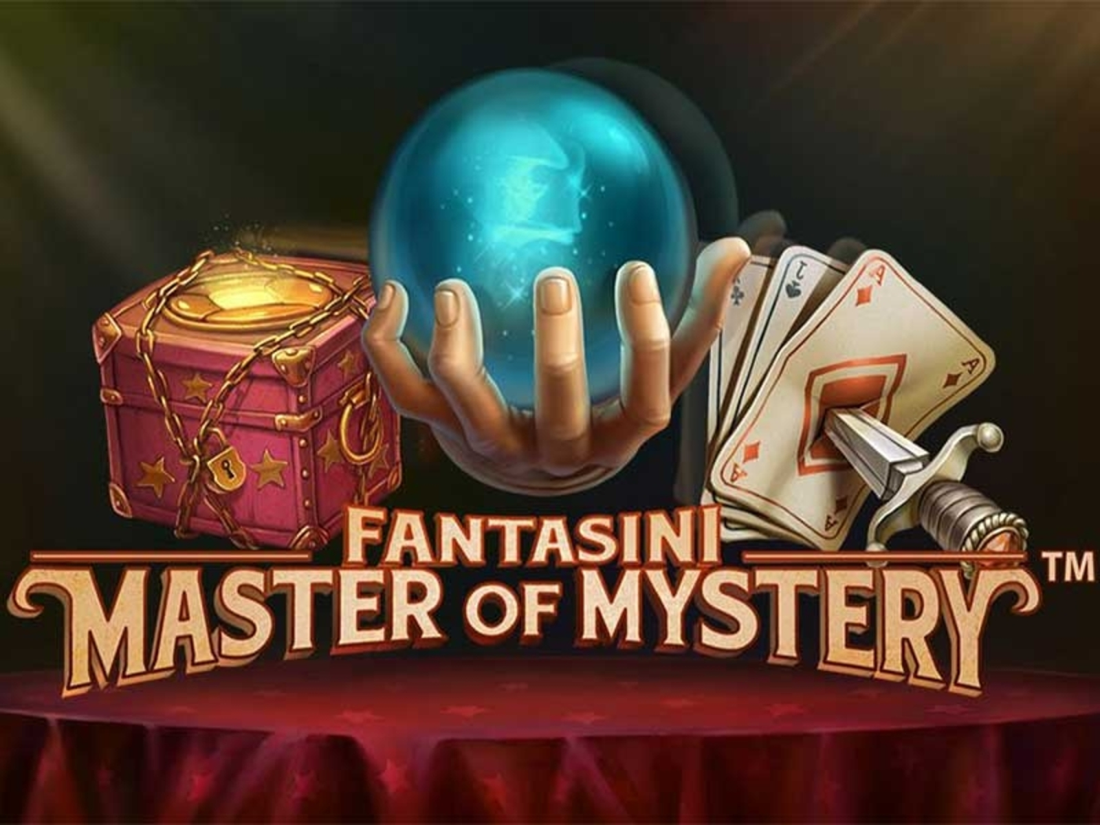 The Fantasini: Master of Mystery Online Slot Demo Game by NetEnt