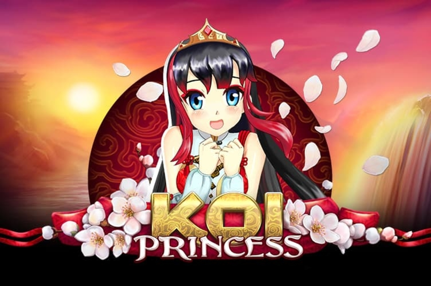 The Koi Princess Online Slot Demo Game by NetEnt