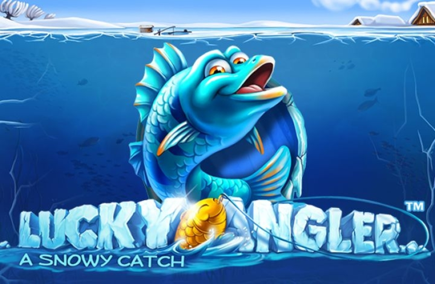 The Lucky Angler Online Slot Demo Game by NetEnt