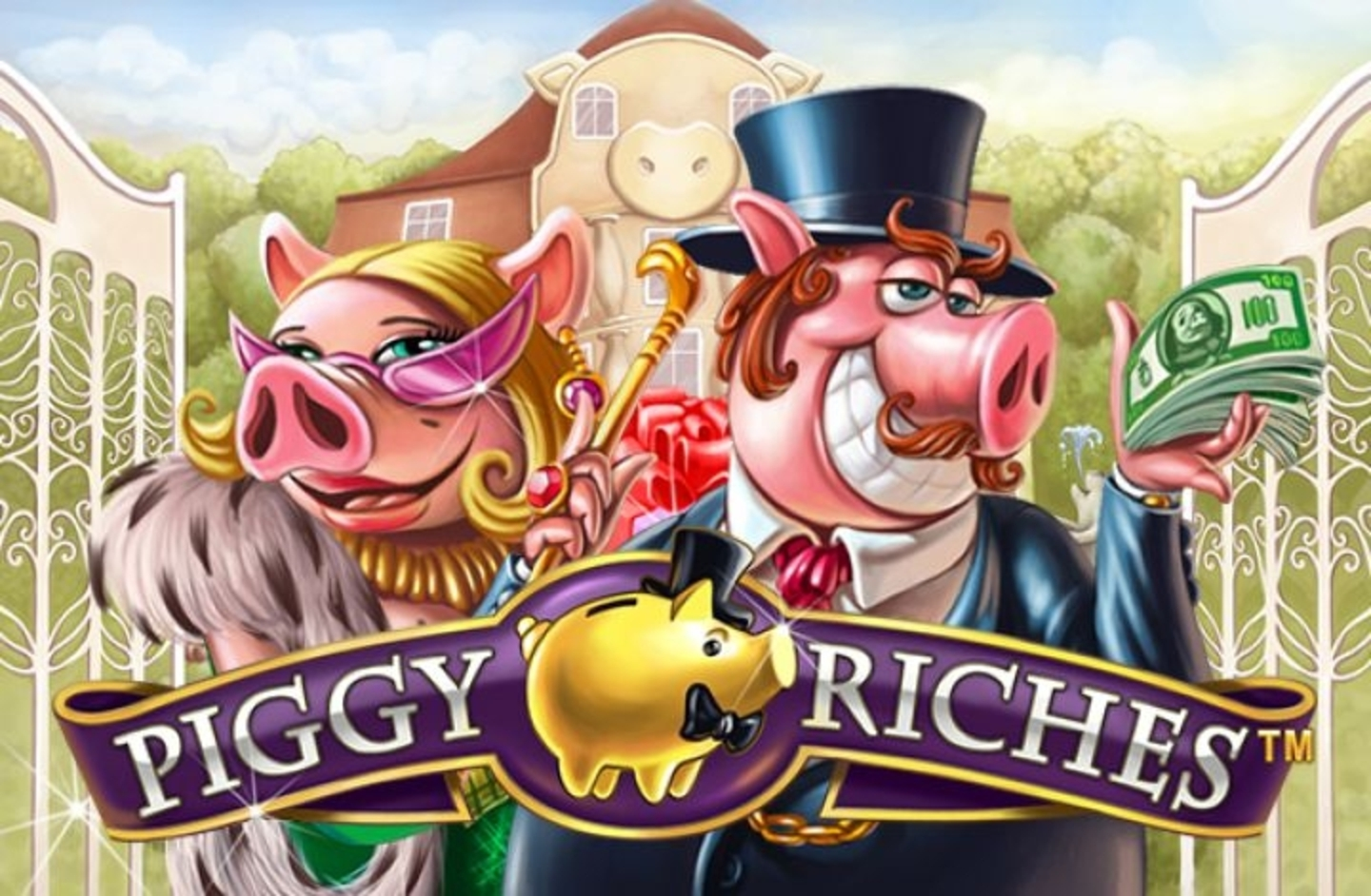 The Piggy Riches Online Slot Demo Game by NetEnt