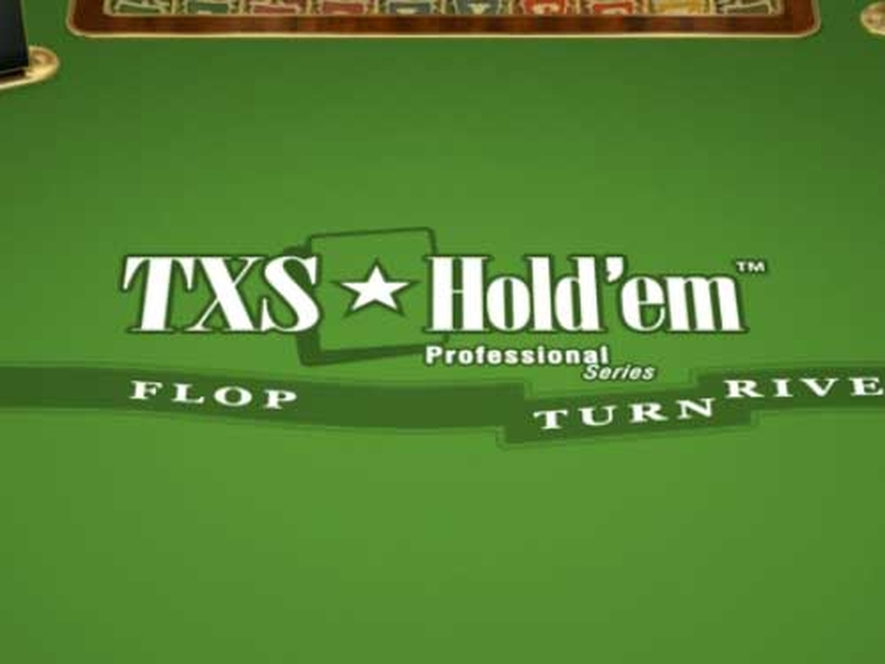 The Texas Holdem Professional Series High Limit Online Slot Demo Game by NetEnt