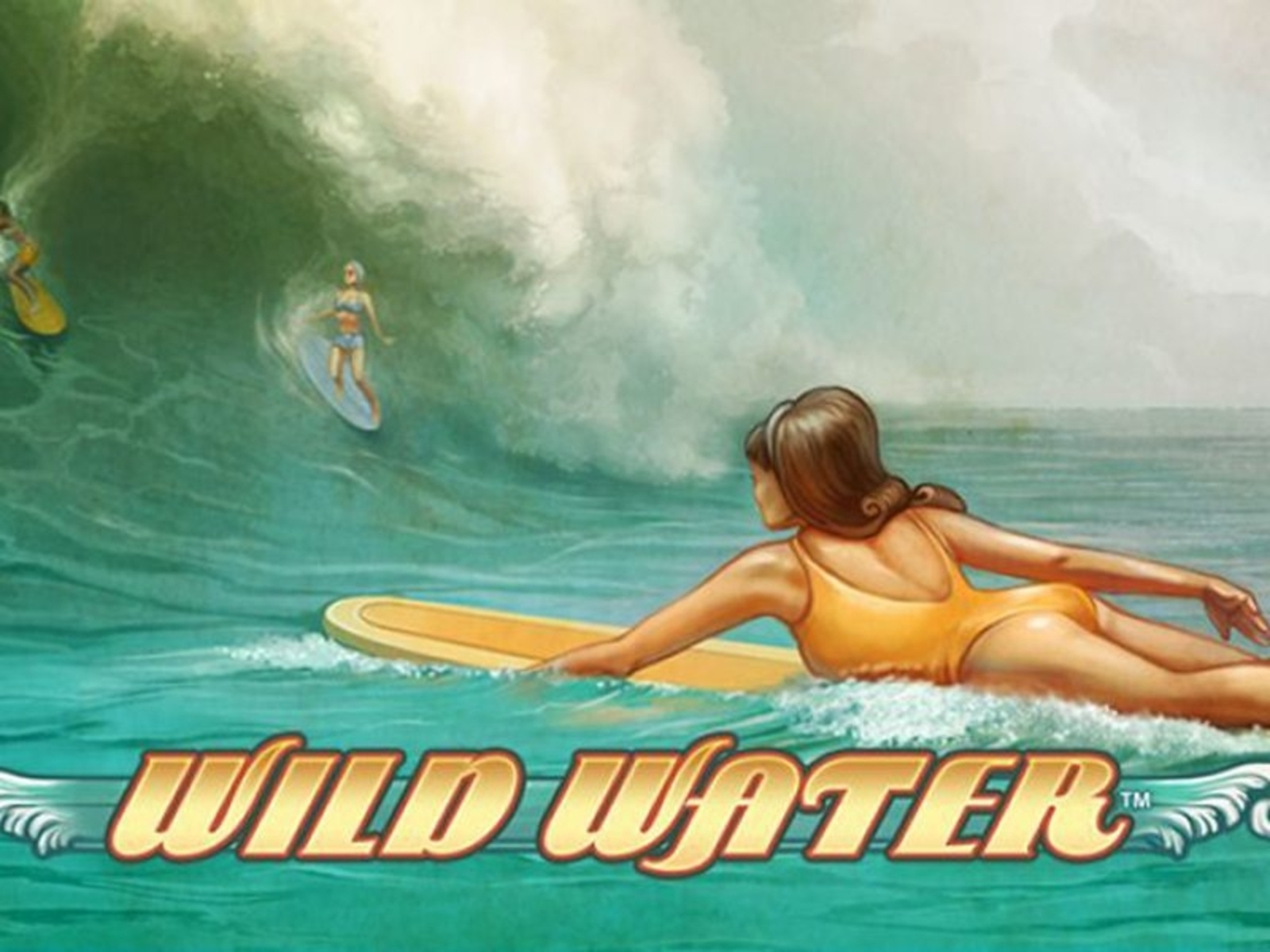 The Wild Water Online Slot Demo Game by NetEnt