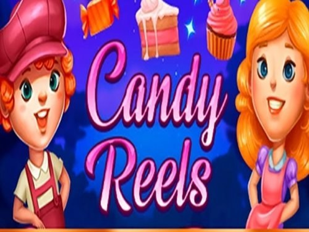 Reels in Candy Reels Slot Game by Netoplay