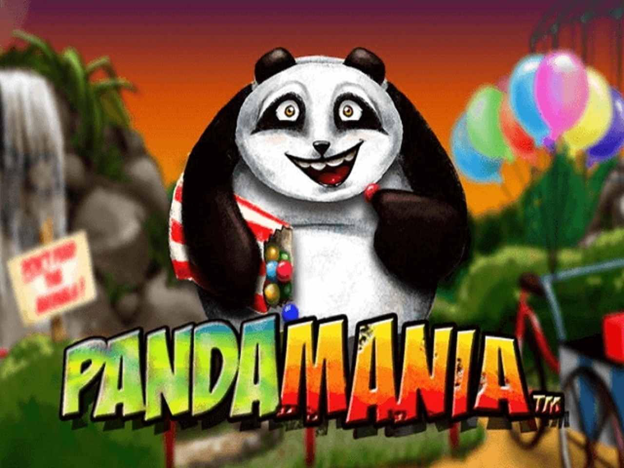 The Pandamania Online Slot Demo Game by NextGen