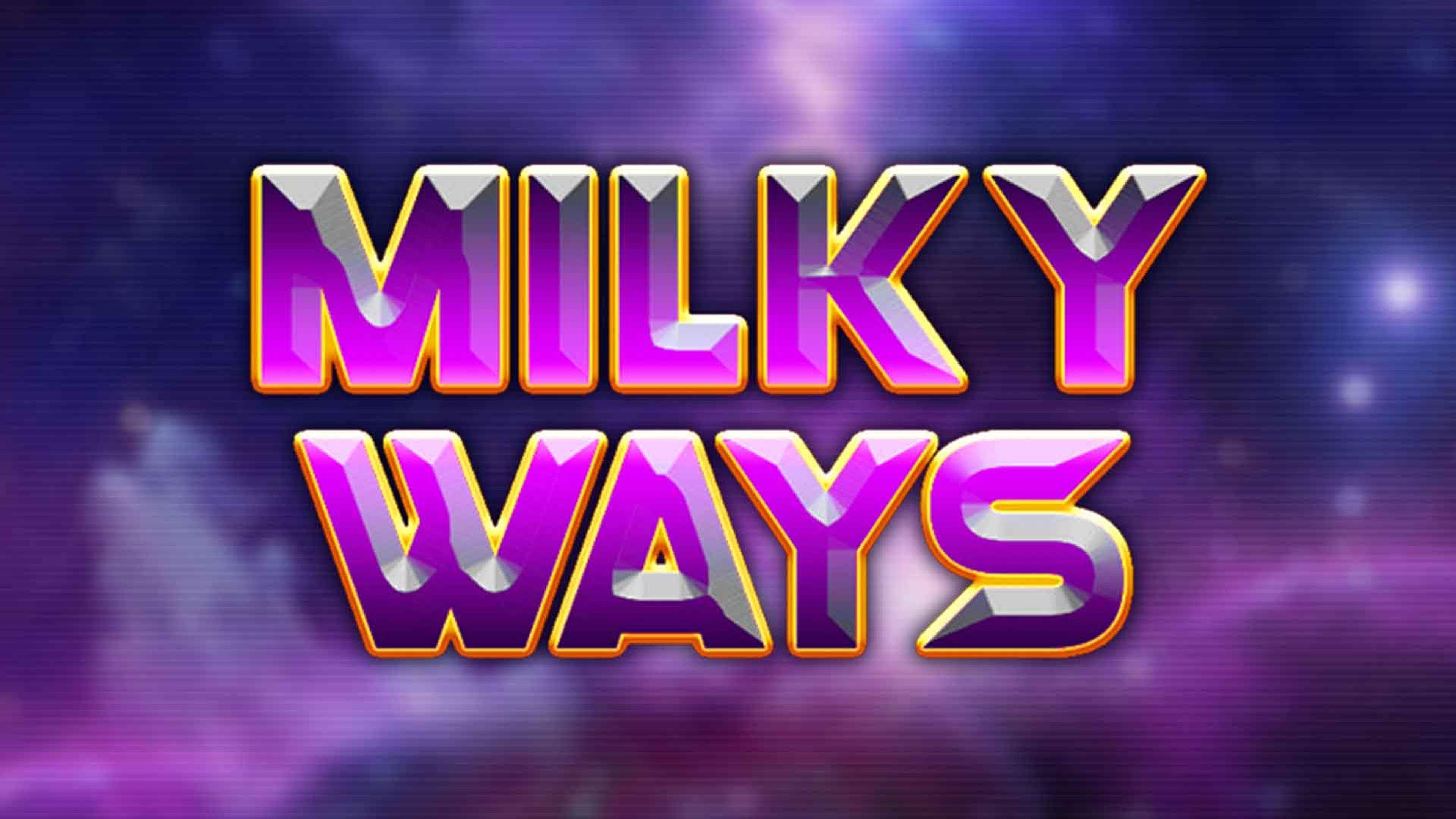The Milky Ways Online Slot Demo Game by Nolimit City