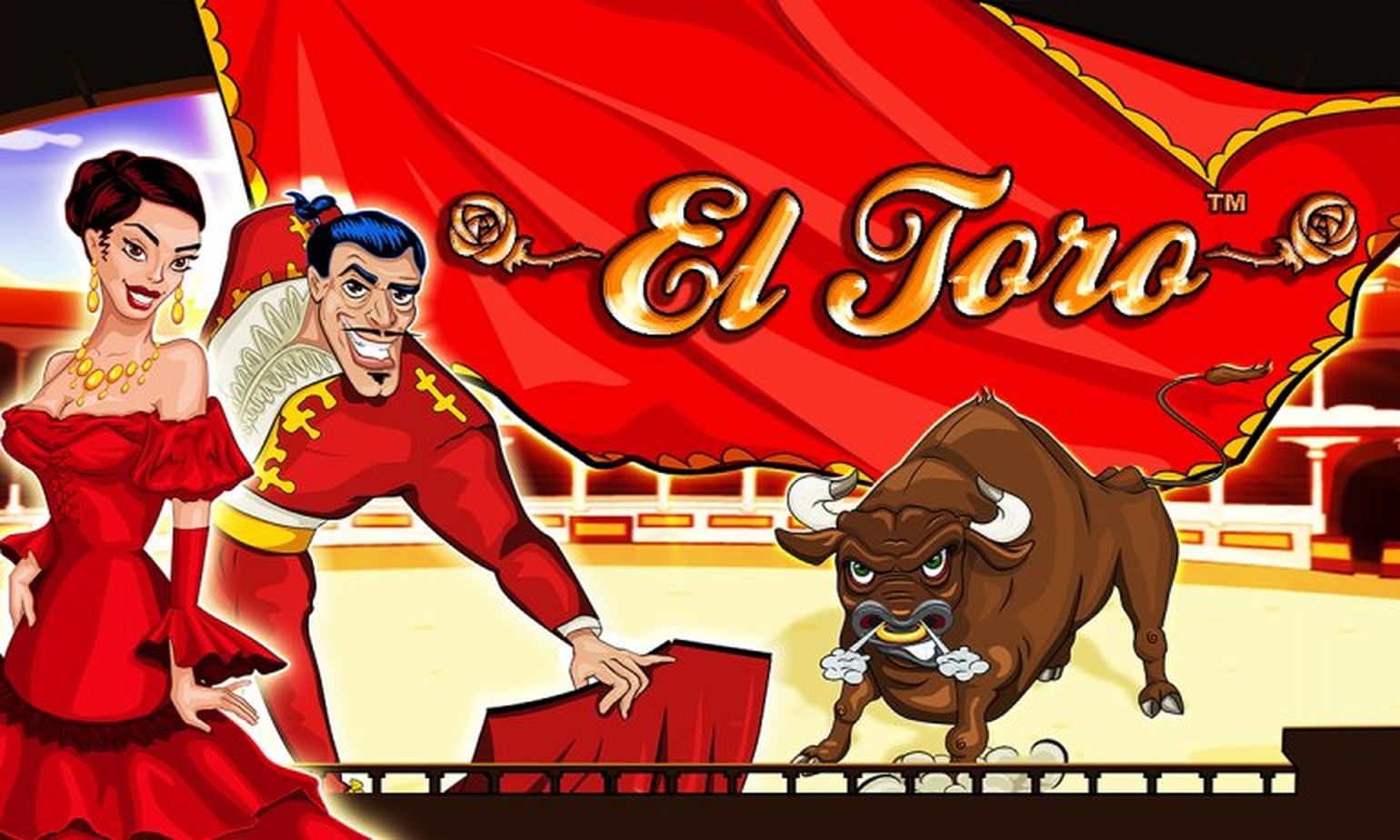 The El Toro Deluxe Online Slot Demo Game by Novomatic
