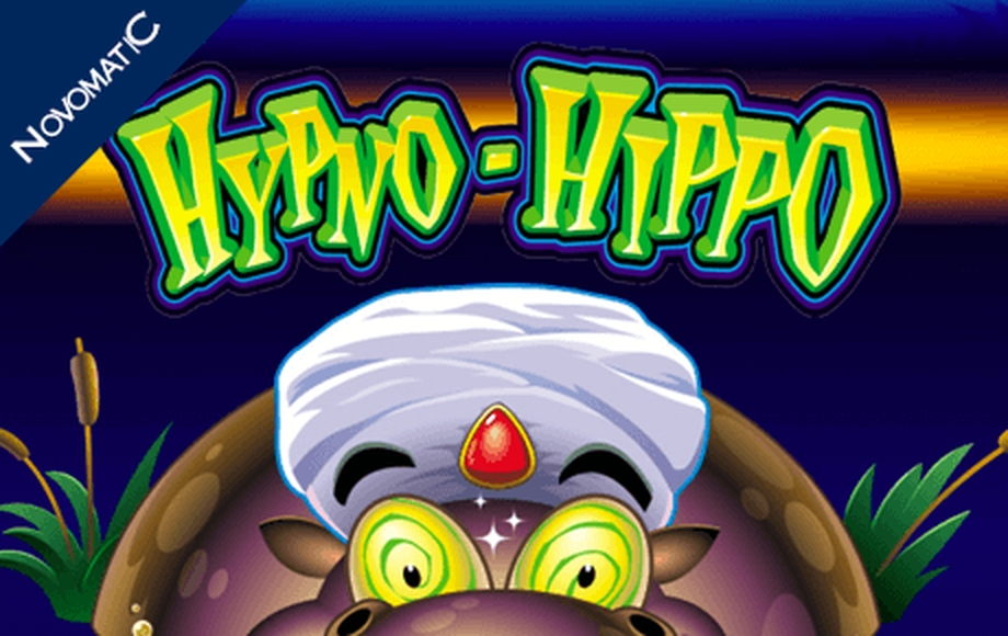 The Hypno Hippo Online Slot Demo Game by Novomatic