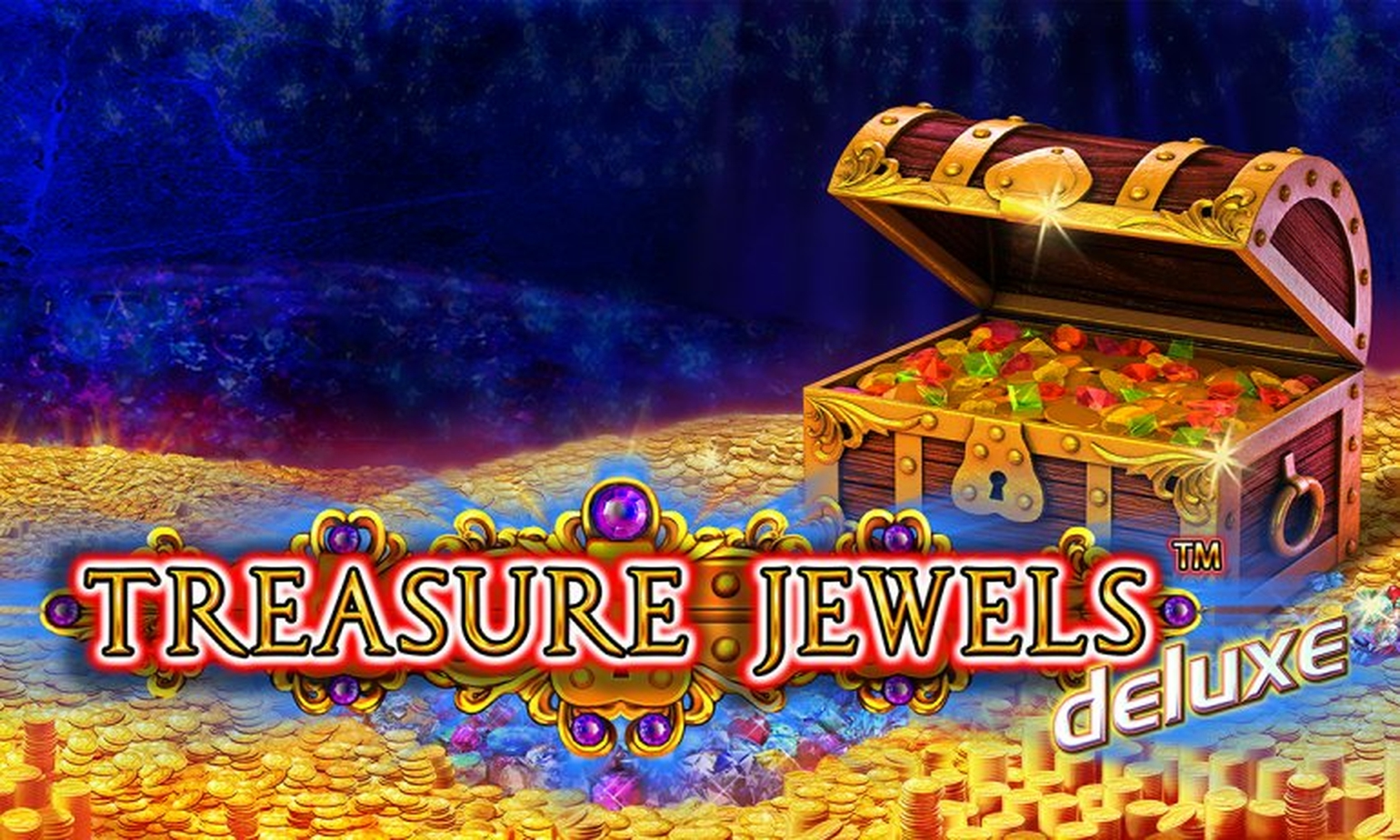 The Treasure Jewels Online Slot Demo Game by Novomatic