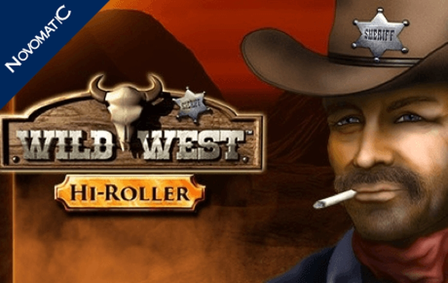 The Wild West Hi-Roller (Novomatic) Online Slot Demo Game by Novomatic