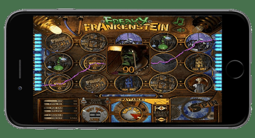 The Freaky Frankenstein Online Slot Demo Game by Nucleus Gaming