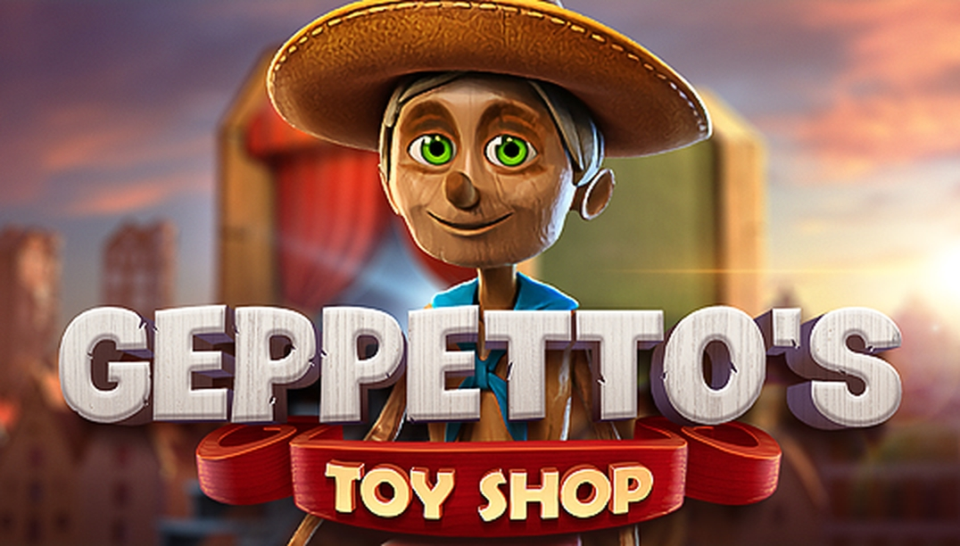 The Geppetto's Toy Shop Online Slot Demo Game by Nucleus Gaming