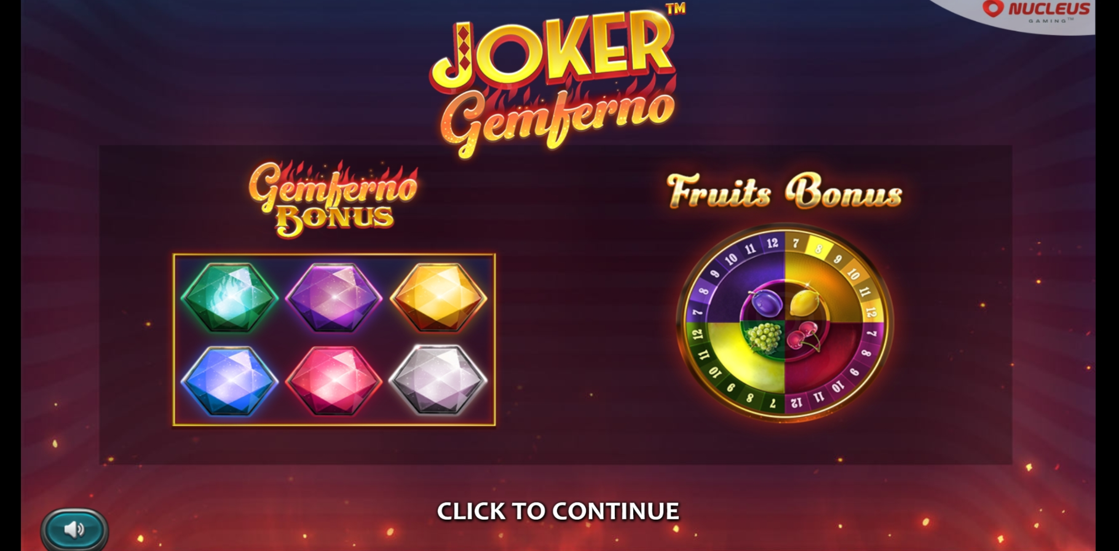 Play Joker Gemberno Free Casino Slot Game by Nucleus Gaming