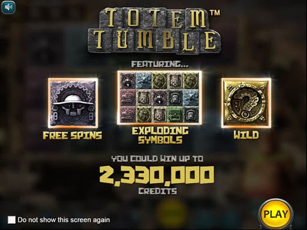 The Totem Tumble Online Slot Demo Game by Nucleus Gaming