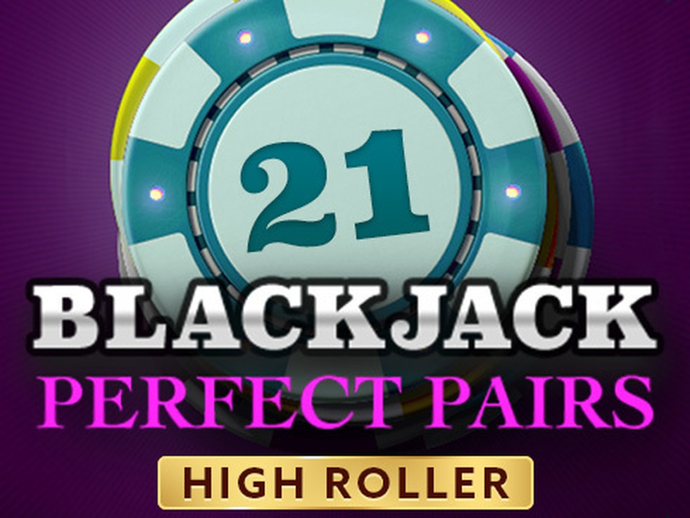 The High Roller Blackjack Perfect Pairs Online Slot Demo Game by OneTouch