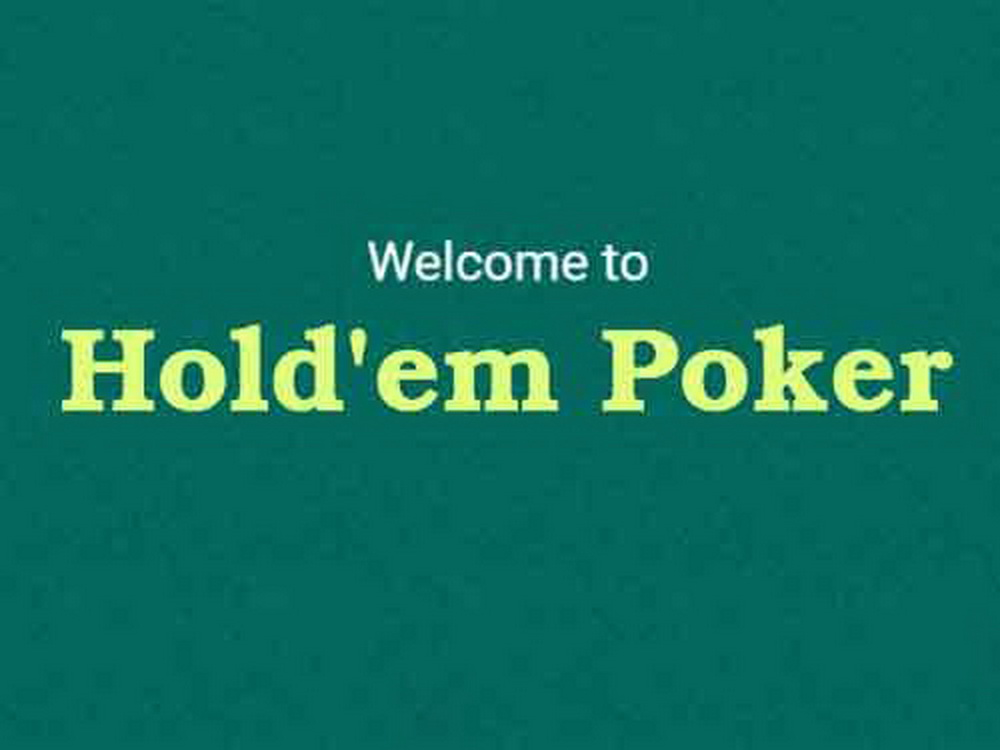 The Hold'em Poker (OneTouch) Online Slot Demo Game by OneTouch