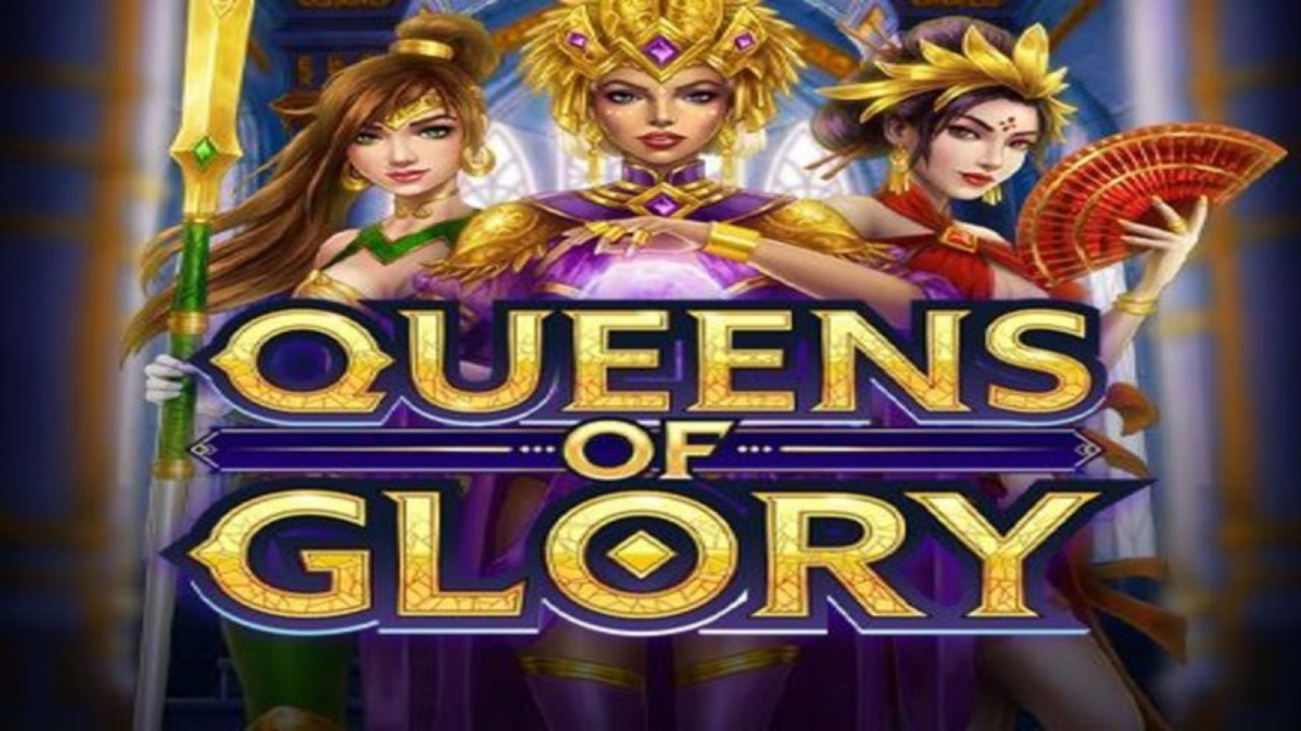 The Queens of Glory Online Slot Demo Game by OneTouch