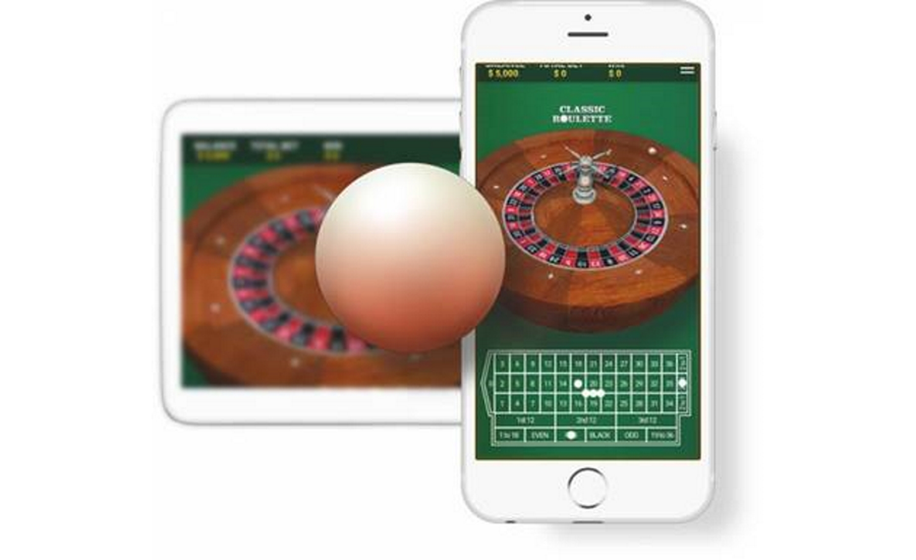 The Roulette (One Touch) Online Slot Demo Game by OneTouch