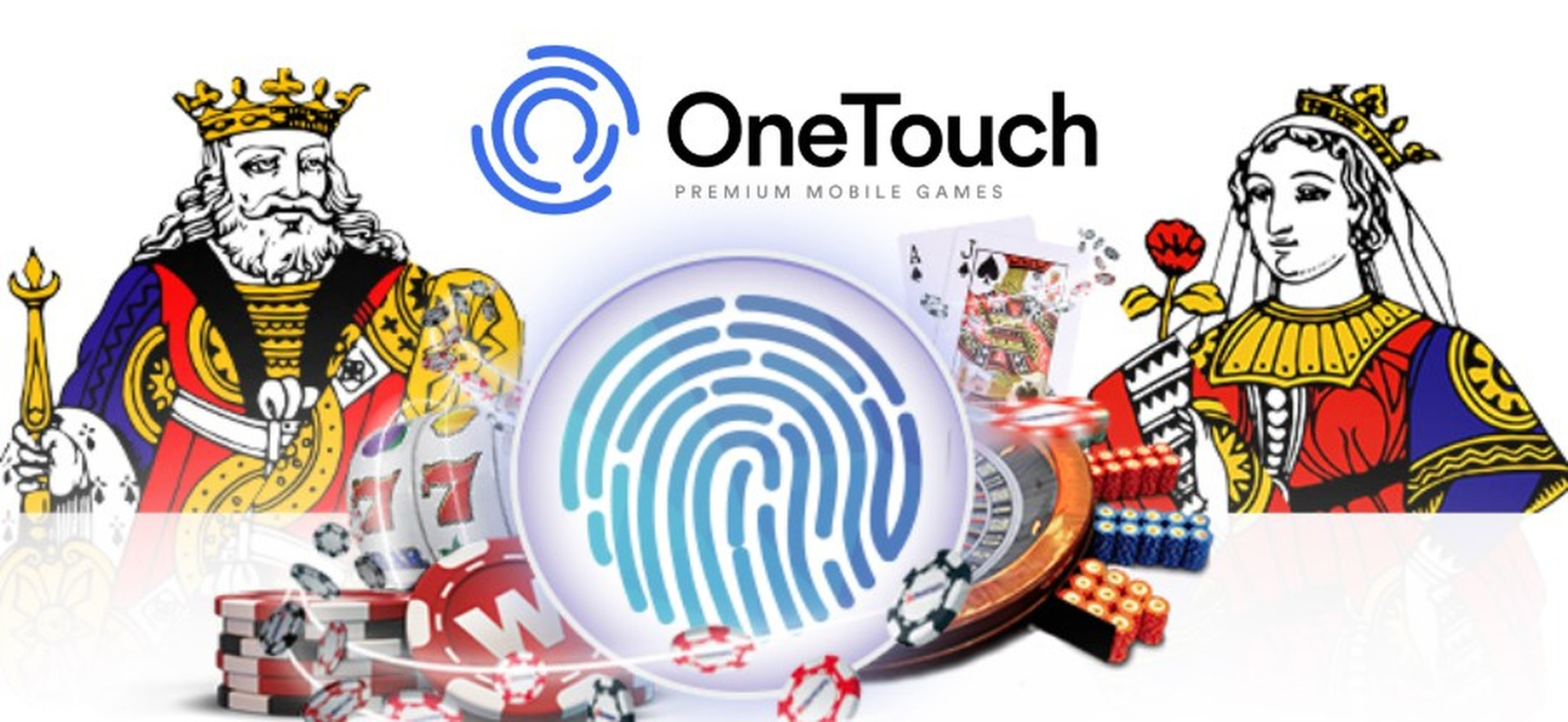 The Russian Poker (One Touch) Online Slot Demo Game by OneTouch