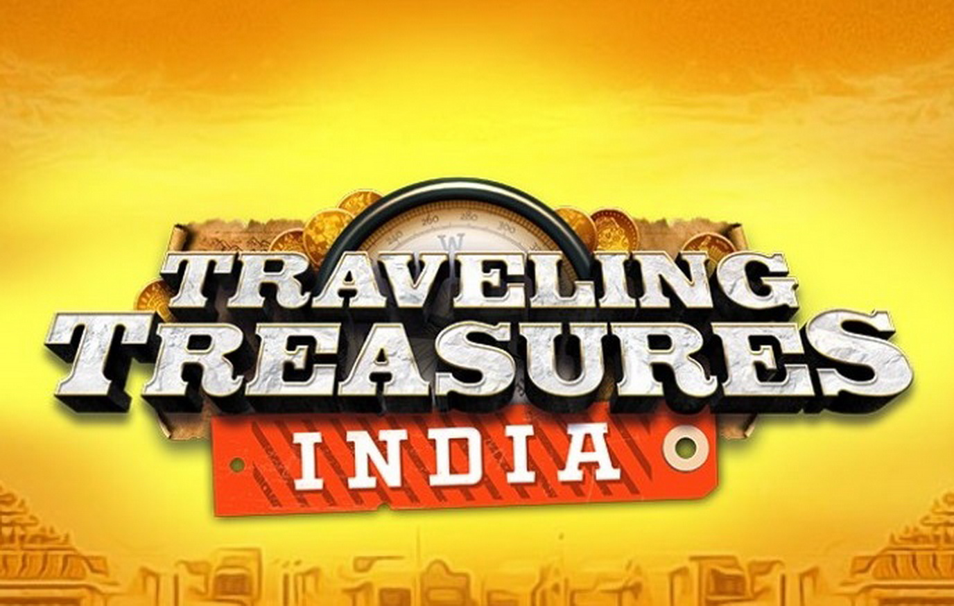 The Traveling Treasures – India Online Slot Demo Game by OneTouch