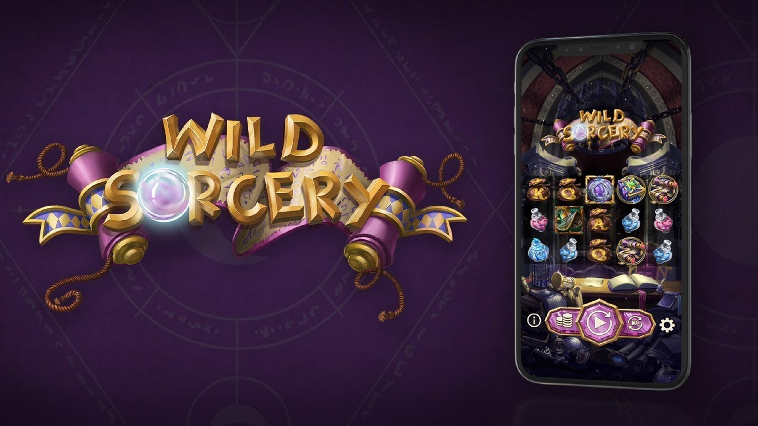 The Wild Sorcery Online Slot Demo Game by OneTouch Games