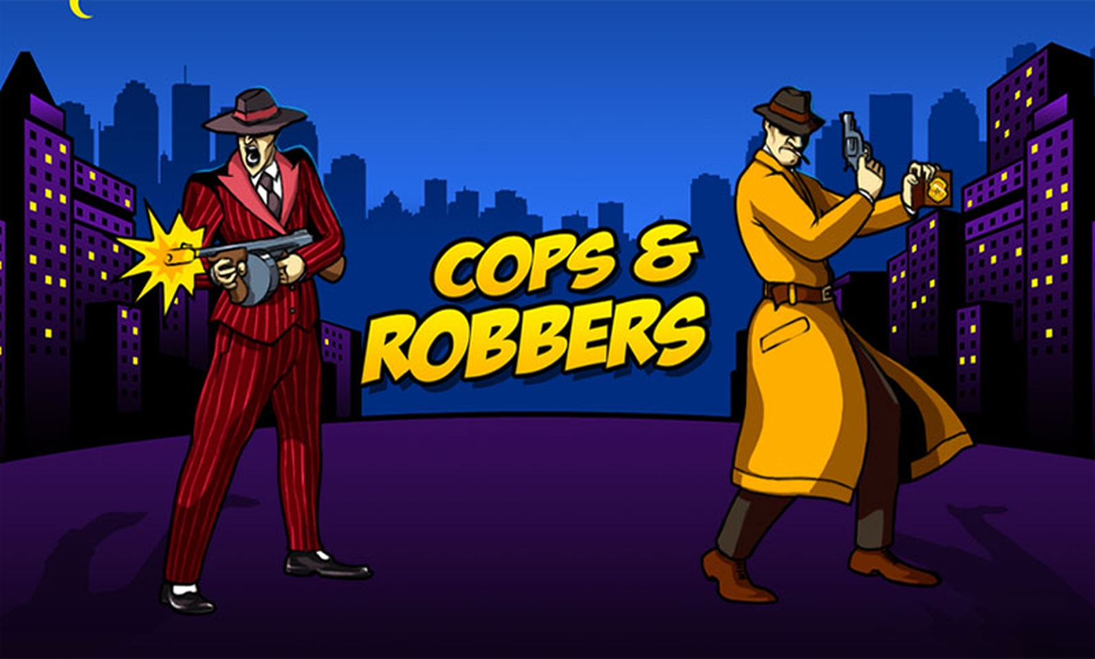 The Cops and Robbers (Pariplay) Online Slot Demo Game by PariPlay