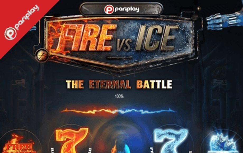 The Fire vs. Ice Online Slot Demo Game by PariPlay