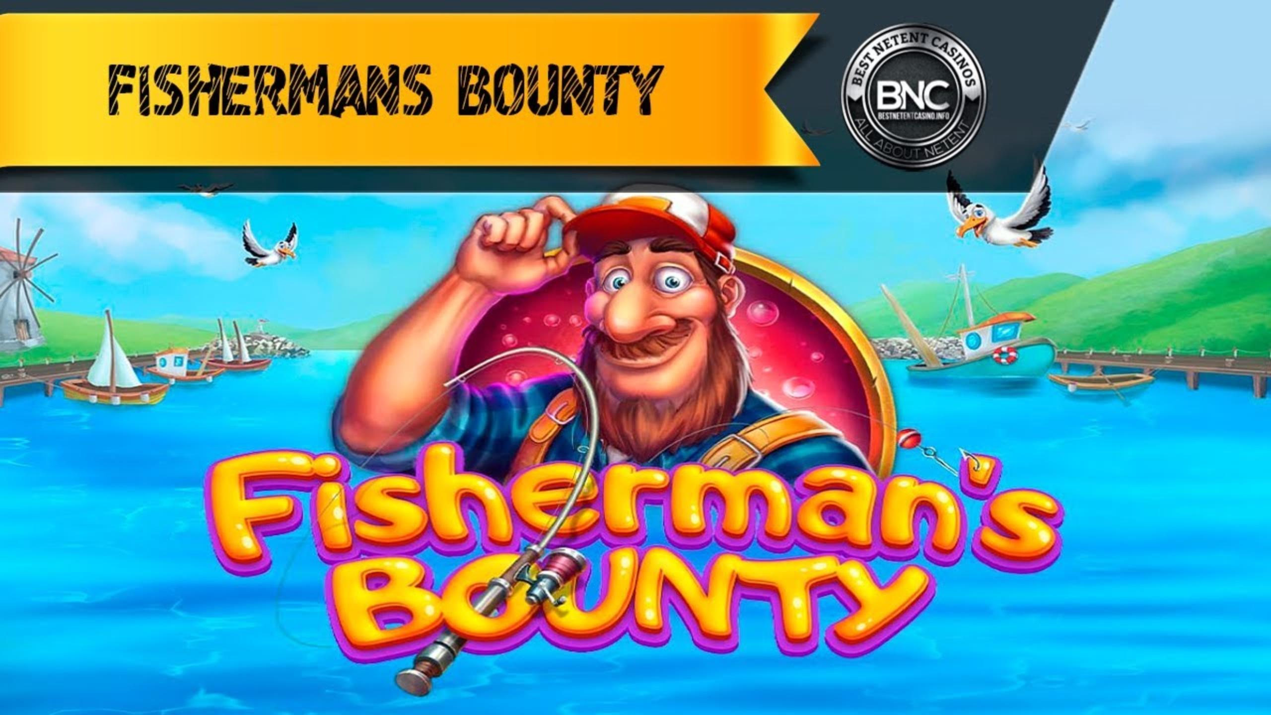 The Fishermans Bounty Online Slot Demo Game by PariPlay