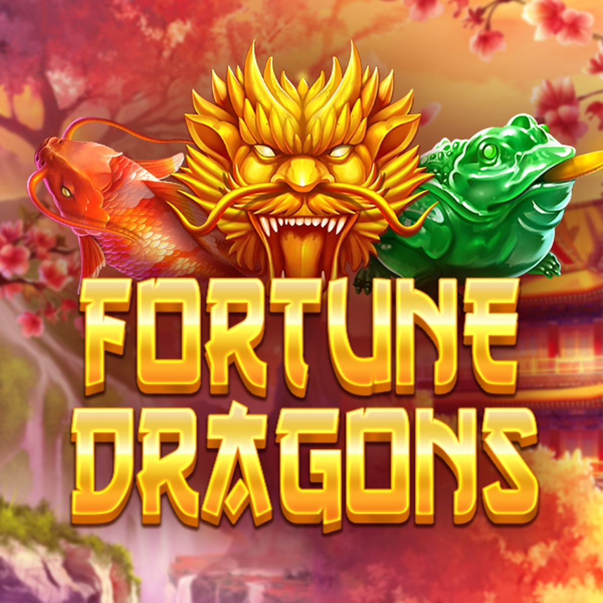 The Fortune Dragons (Pariplay) Online Slot Demo Game by PariPlay