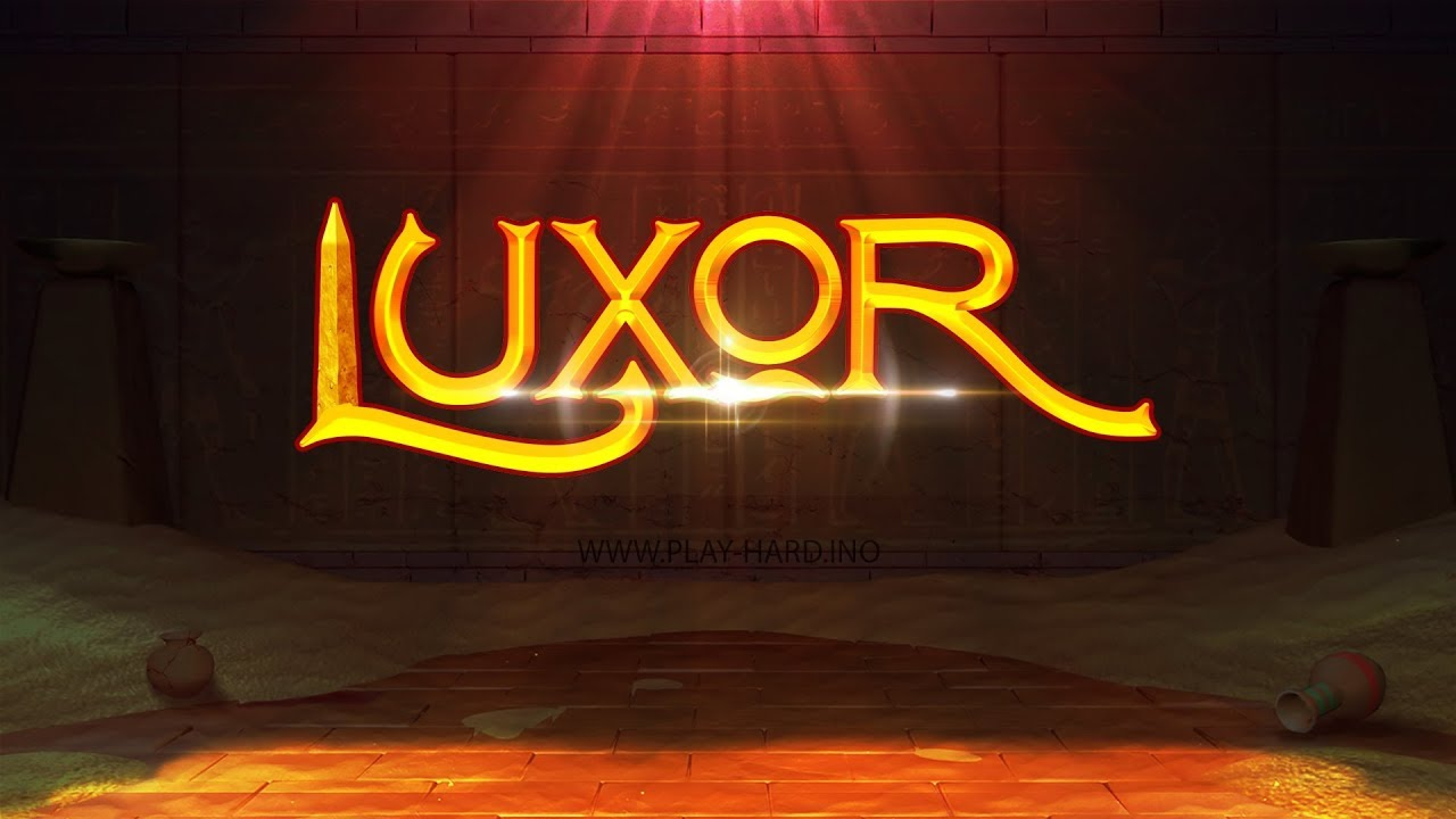 The Luxor Scratch Online Slot Demo Game by PariPlay