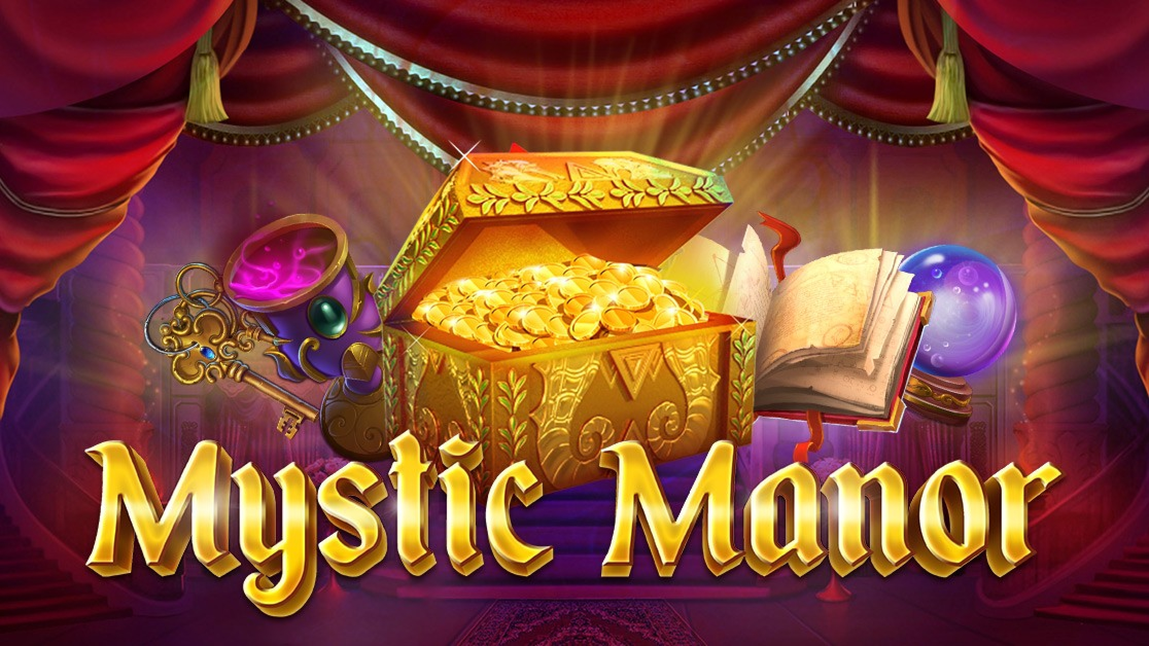 The Mystic Manor Online Slot Demo Game by PariPlay