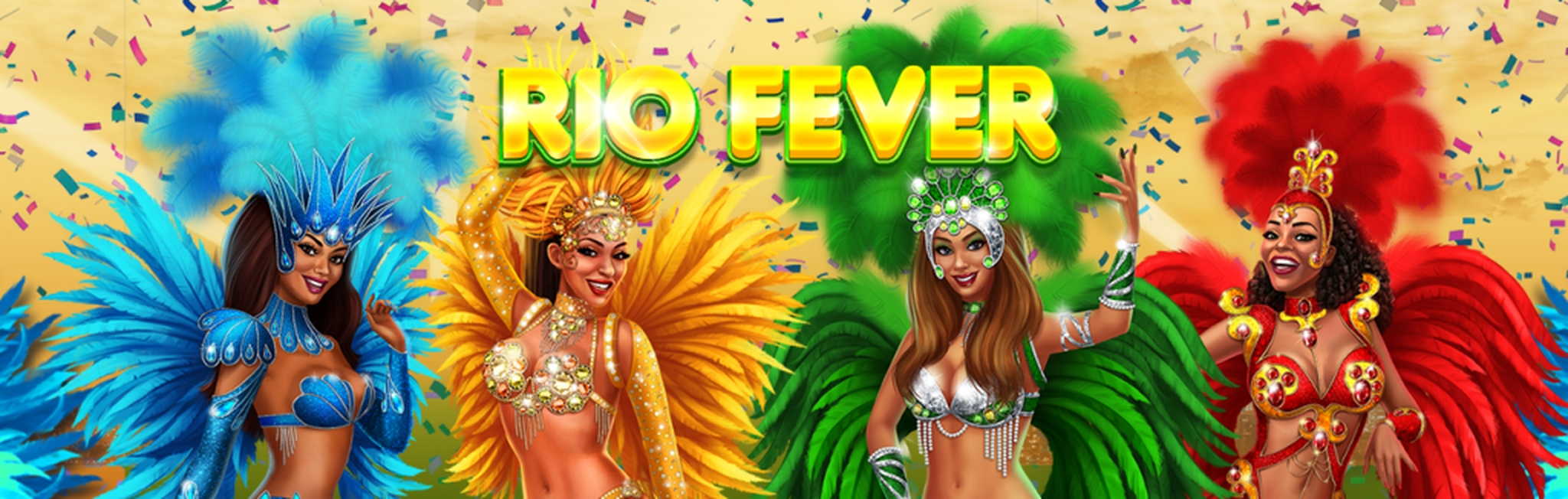 The Rio Fever (Pariplay) Online Slot Demo Game by PariPlay