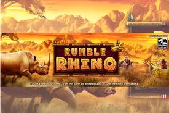 The Rumble Rhino Online Slot Demo Game by PariPlay