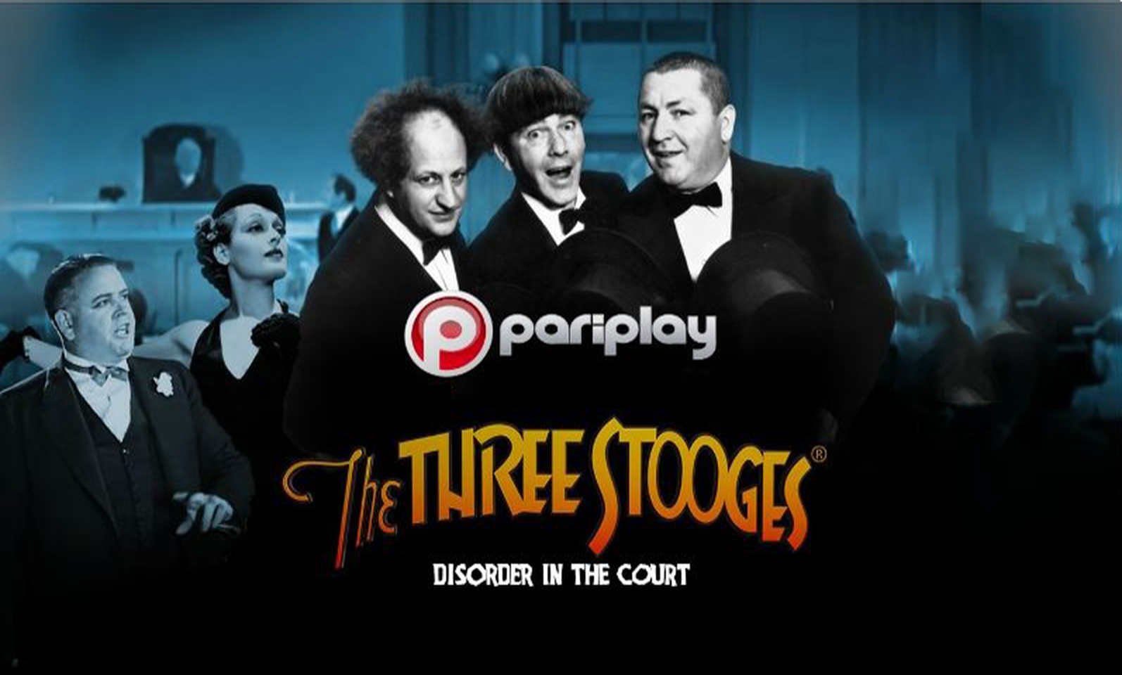 The Three Stooges (Pariplay) Online Slot Demo Game by PariPlay