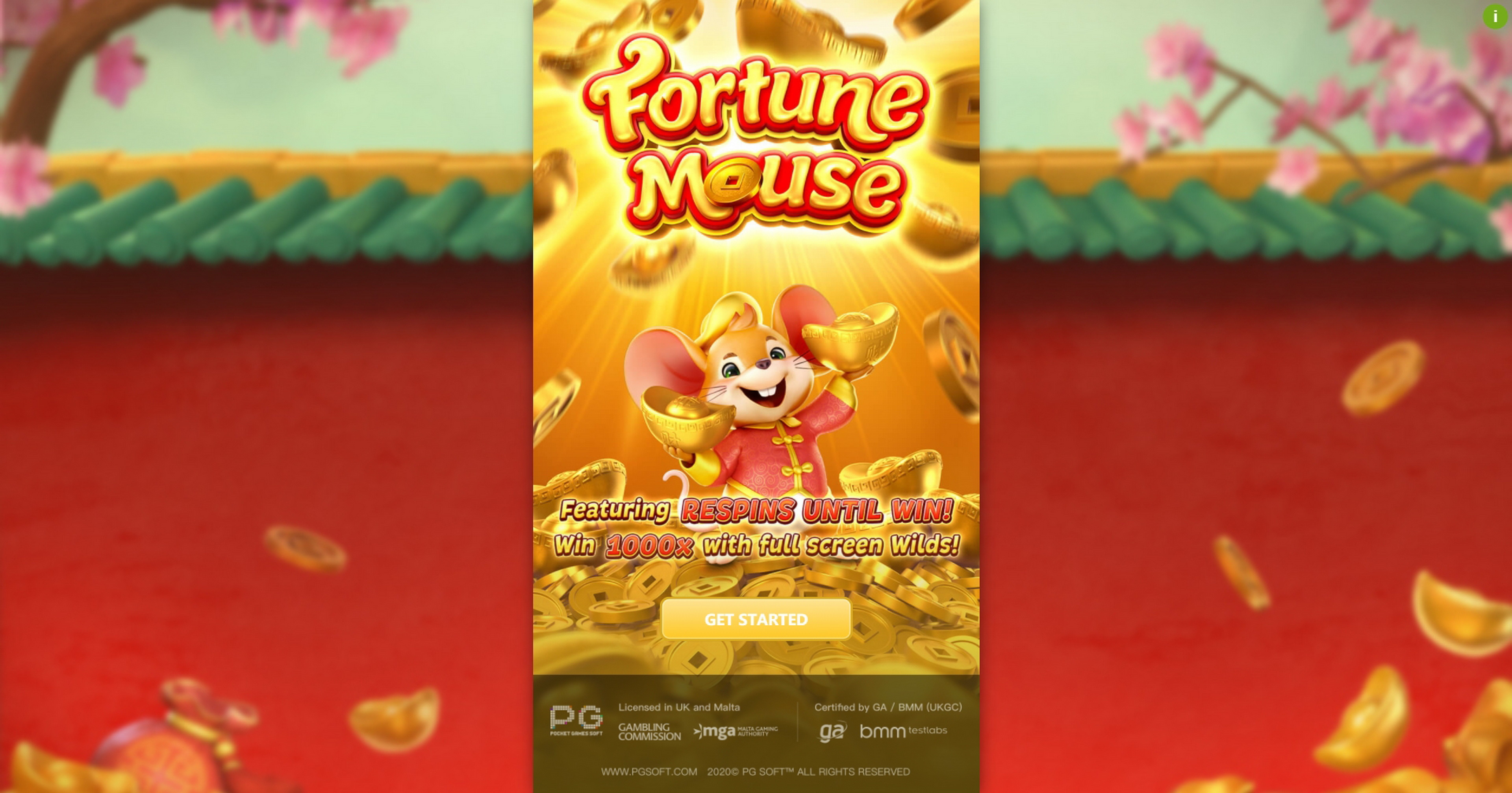 Play Fortune Mouse Free Casino Slot Game by PG Soft