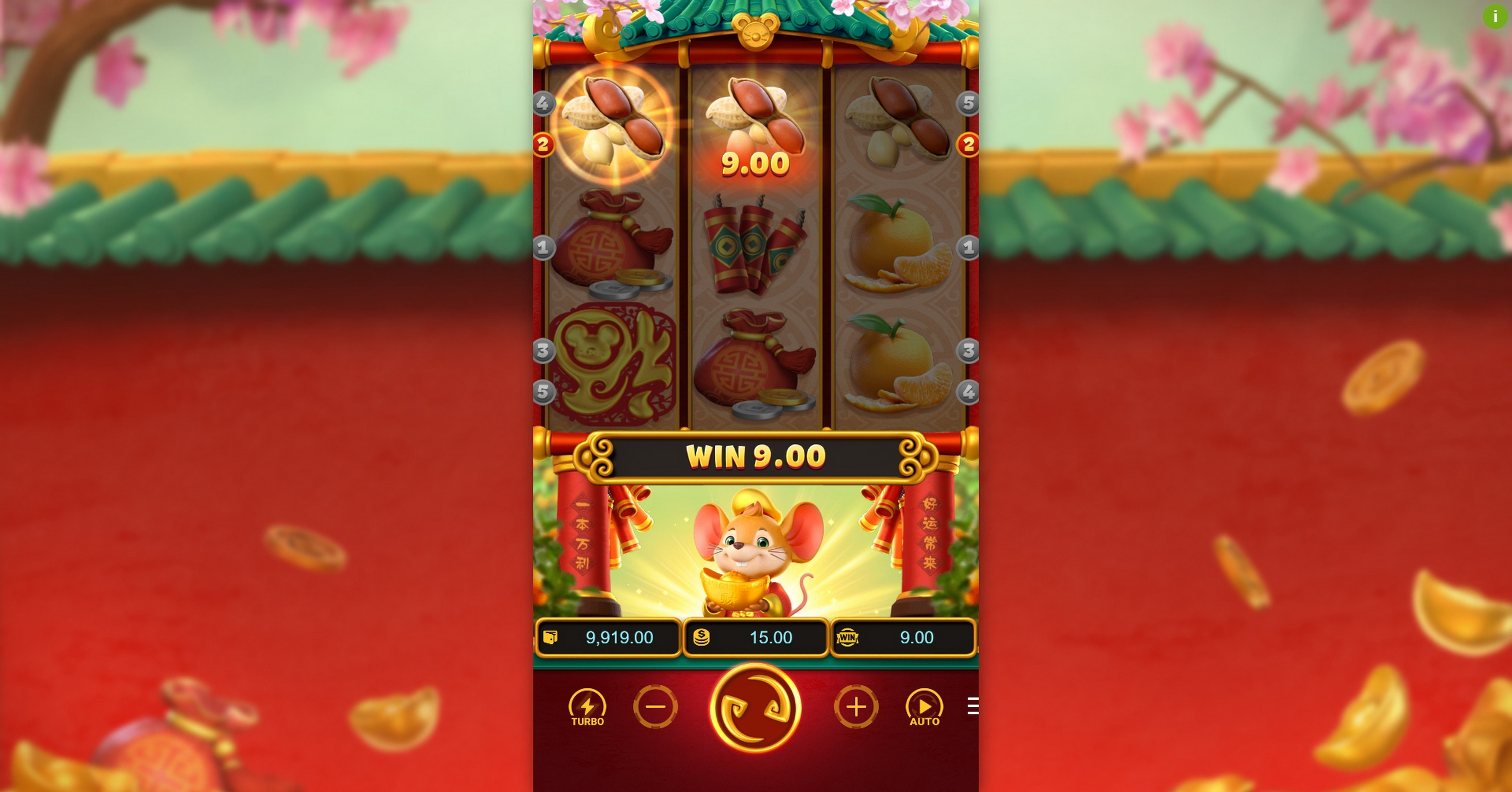 Win Money in Fortune Mouse Free Slot Game by PG Soft