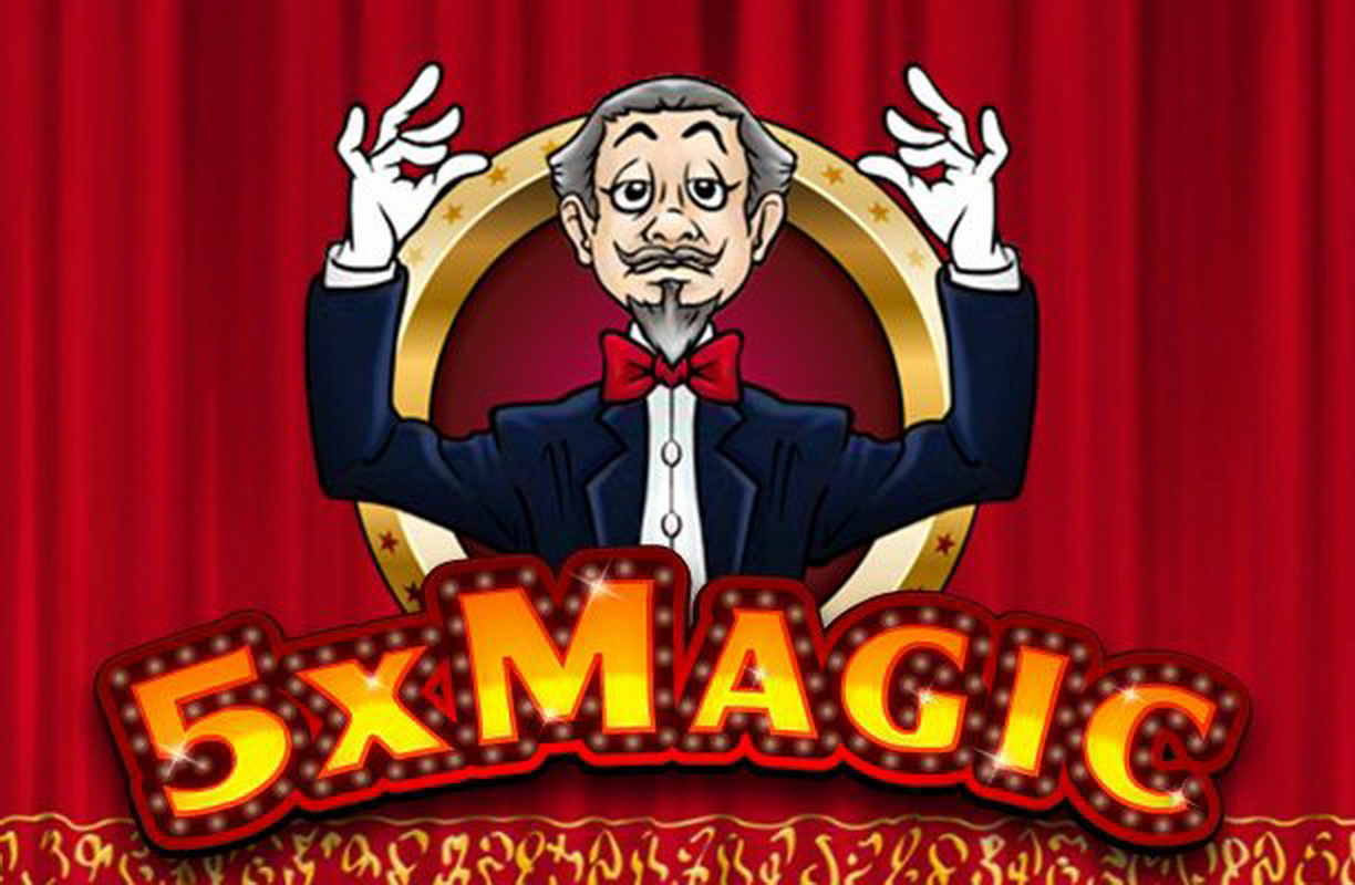 The 5x Magic Online Slot Demo Game by Playn GO