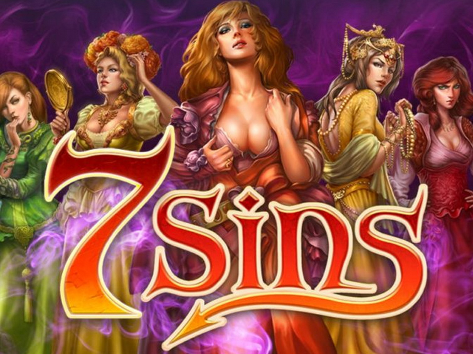 The 7 Sins Online Slot Demo Game by Playn GO