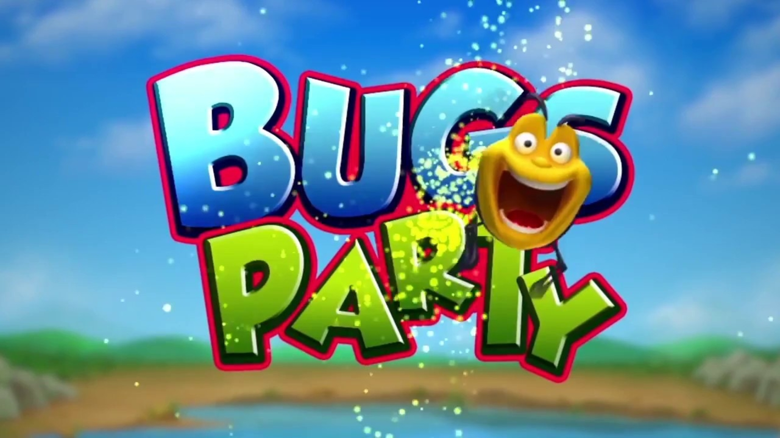The Bugs Party Online Slot Demo Game by Playn GO