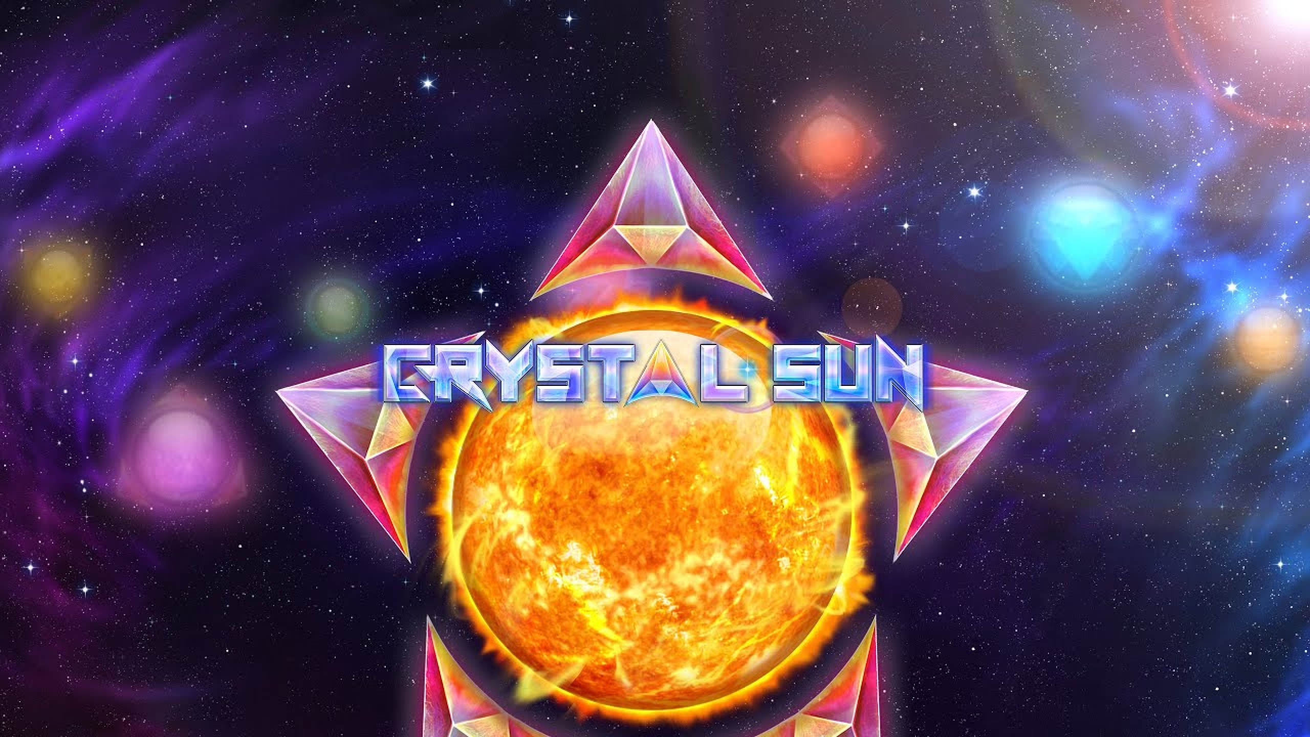 The Crystal Sun Online Slot Demo Game by Playn GO
