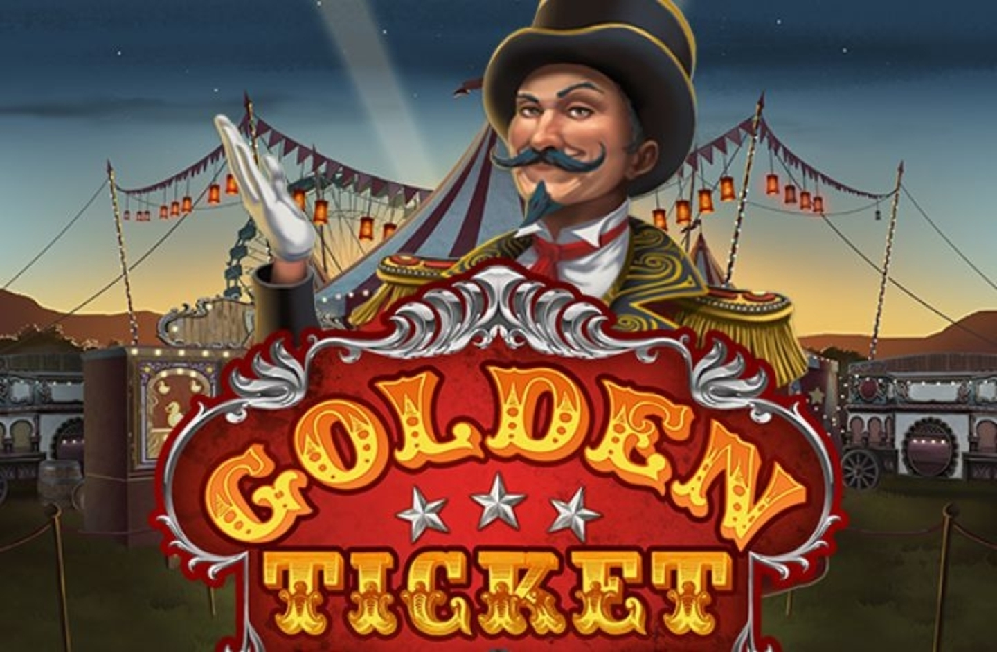 The Golden Ticket Online Slot Demo Game by Playn GO